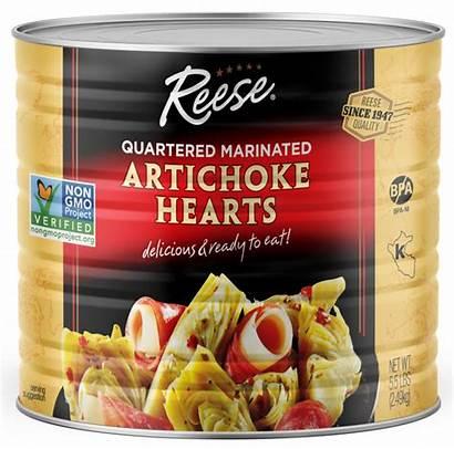 Marinated Artichokes Quartered Reese Oz Artichoke Hearts