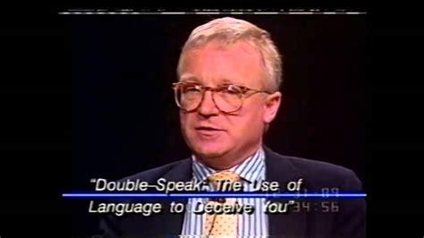 the world of doublespeak essay