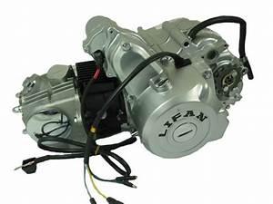 Atv Motor 110 Ccm 4