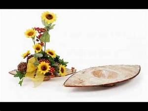 Ausgefallene Tische Selber Machen : blumengestecke hochzeit selber basteln tisch blumendeko selbst machen youtube ~ Orissabook.com Haus und Dekorationen