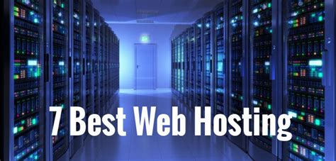 Best Hosting by The 7 Best Web Hosting Companies For Linux