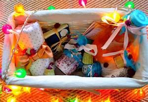 Cadeau Noel Original : le panier de cosm tiques faits maison un cadeau de no l ~ Melissatoandfro.com Idées de Décoration