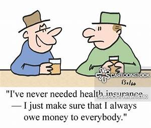 Owes Money Cartoons and Comics - funny pictures from ...