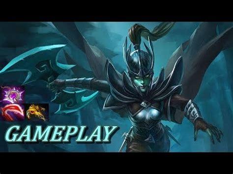 31 kills pa rage phantom assassin gameplay commentary dota 2 youtube