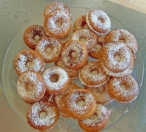 Kuchen  Donuts Für Backform Von Jea09 Chefkochde