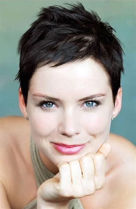 short hairstyles  women feed inspiration
