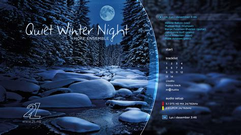 album quiet winter night  acoustic jazz project