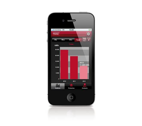 iphone monitoring ingeteam develops iphone app for pv system monitoring