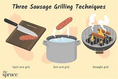 Sausage Grilling Techniques Mariner Spruce Bailey