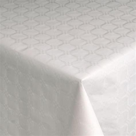 nappe en papier nappe papier damasse blanc rouleau 1 2x100ml atlantysse