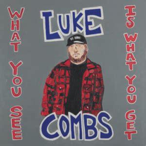 country  minute luke combs   album art