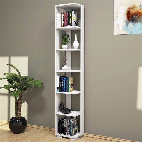 librerie a colonna libreria ad angolo design moderno benny