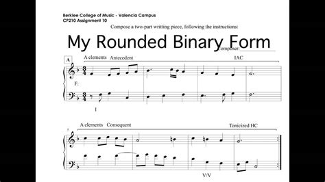 my rounded binary form assignment