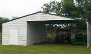 Garage Carport Kombination : storage and carport combo metal buildings ~ Sanjose-hotels-ca.com Haus und Dekorationen