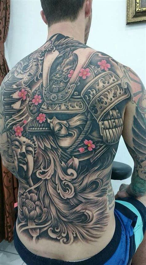Tatouage Samourai  Le Tattoo Des Guerriers Tattoos