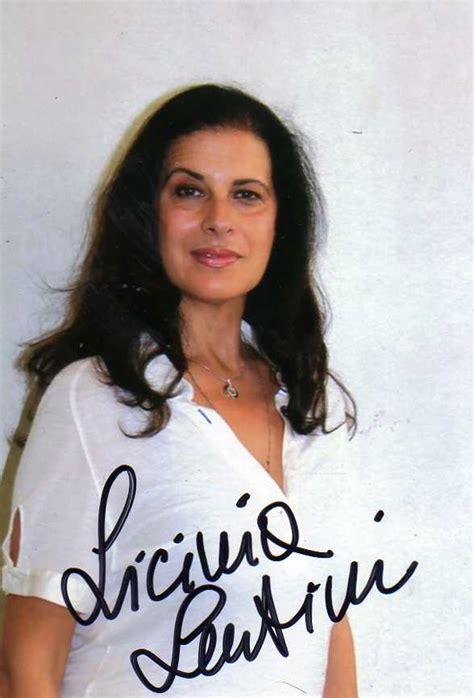 Licinia Lentini  nackt
