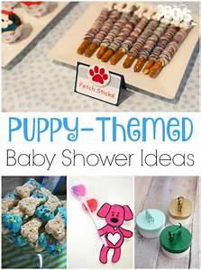 Puppy Themed Baby Shower Ideas 3 Boys And A Dog 3 Boys