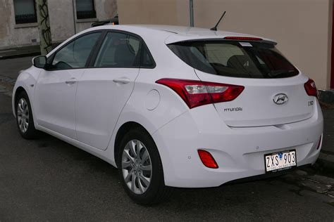 2013 Hyundai I30 Wikihtml  Autos Post