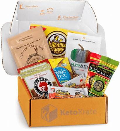 Ketokrate Box Keto Subscription Delivered Boxes Snacks