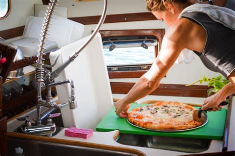 Willie Boat Pizza Oven by This Dropped Everything To Open A Pizza Boat In The