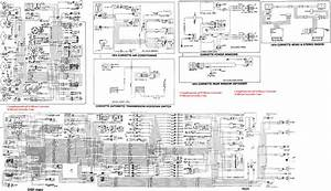1974 Corvette Factory Wiring Schematic