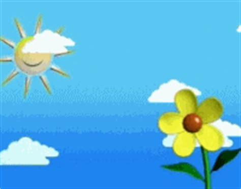 gif lucu animasi gambar matahari awan  bunga  format gif ana syamsun