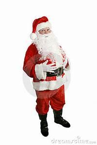 Santa Claus - Full Body Isolated Royalty Free Stock Photo ...