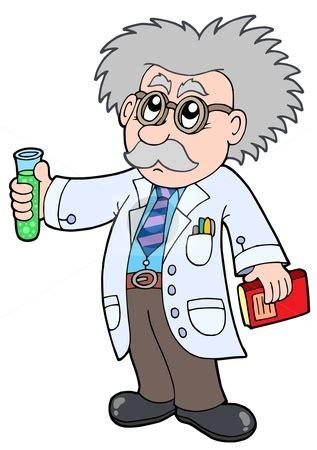 Scientist Clipart Scientist Cliparts