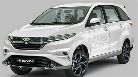Gambar Mobil Toyota Avanza Veloz 2019 by Avanza Xenia Model Terbaru 2019 Ada 4 Perubahan Berapa