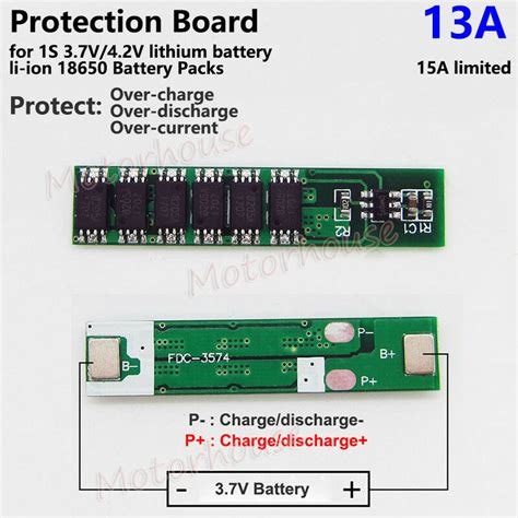Lithium Ion Lipo Battery Bms