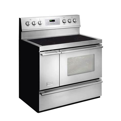 commercial convection oven electric frigidaire fpef4085 5 4 cu ft 40 quot electric range