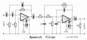 How To Build Speech Filter