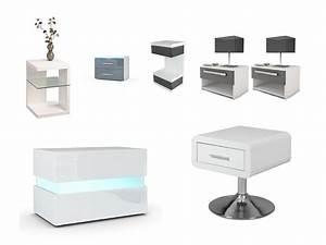 Nachttisch Weiß Günstig : nachttisch in hochglanz wei ~ Michelbontemps.com Haus und Dekorationen