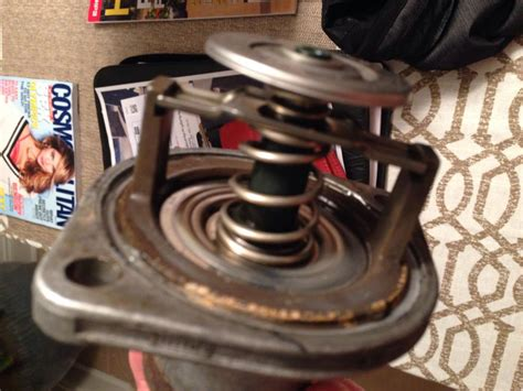 thermostat  stuck closed ford