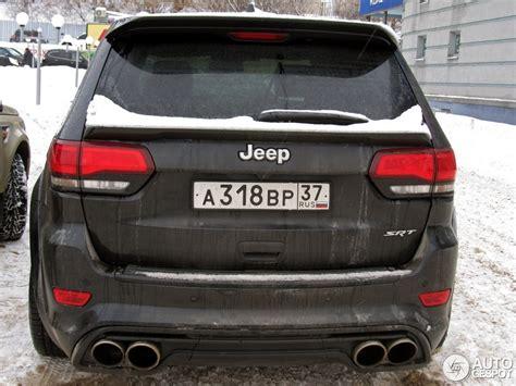 jeep grand cherokee srt modified jeep grand cherokee srt 8 2013 12 january 2015 autogespot