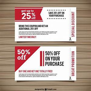 Special discount coupons Vector   Free Download