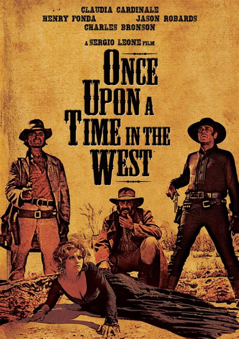 Once Upon Time West by Tips From Chip Once Upon A Time In The West 1968