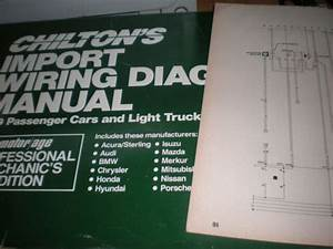 1989 Dodge Colt Station Wagon Wiring Diagrams Schematics