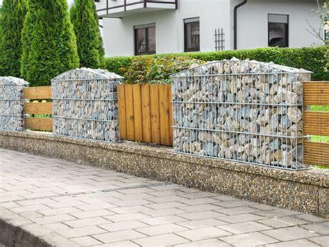 Der Zaun Arten Materialien Aufbau zaunbau selbst gemacht