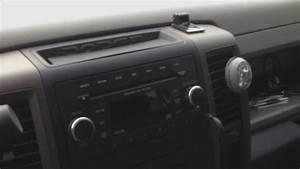 How To Remove 2009-2011 Dodge Ram 2500 Radio To Aftermarket Radio Gps Naviation System