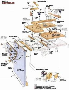 Diy Mortise And Tenon Jig - Do It Your Self (DIY)