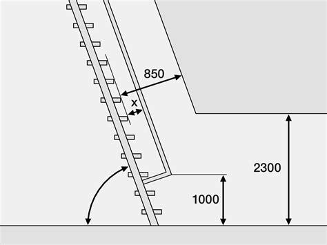norme d un escalier norme marche escalier frais escalier droit aluminium speciale aluminium