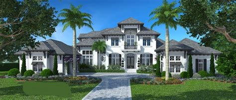 Luxury Home Plans With Pictures by Luxury House Plan 175 1094 4 Bedrm 6200 Sq Ft Home