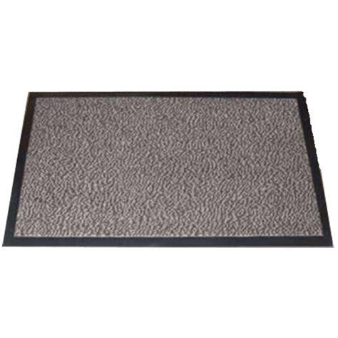 tapis d entr 233 e de porte de cellule gris 38 x 60 cm