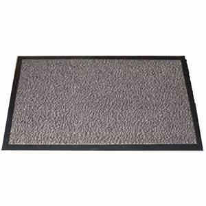 Tapis De Porte : tapis d 39 entr e de porte de cellule gris 38 x 60 cm ~ Teatrodelosmanantiales.com Idées de Décoration
