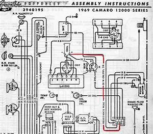 1969 Camaro Wiring Diagram