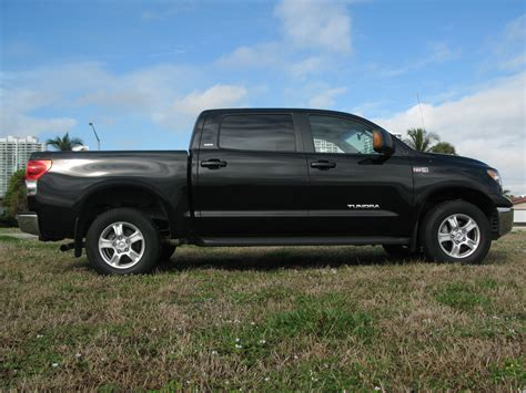 2008 Toyota Tundra Crewmax by 2008 Toyota Tundra 4x4 Crewmax Sr5 Picture 269209 Car