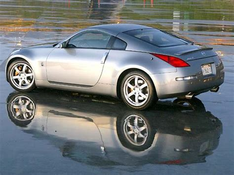 Dasa_r33 2002 Nissan 350z Specs, Photos, Modification Info