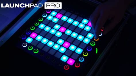 novation launchpad pro overview youtube