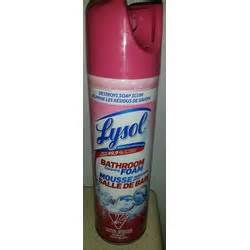 lysol power foam bathroom cleaner lysol bathroom cleaning foam reviews in bathroom cleaning